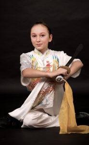 Krakowska Szkoła Wushu Marika Brodowska