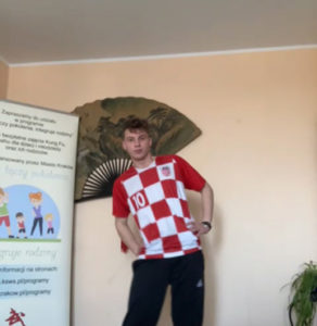 Sport Łączy Pokolenia - Krakowska Szkoła Wushu