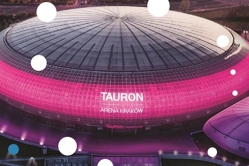 Krakowska Szkoła Wushu i Tauron Arena