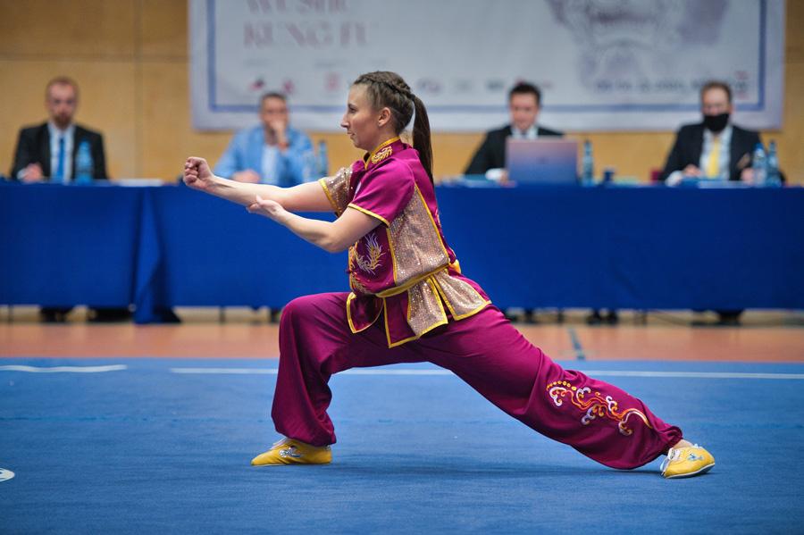 wushu taolu - formy sportowe